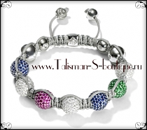 "Браслет ""Shamballa jewels""  01024 - 04"