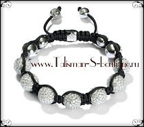 "Браслет ""Shamballa jewels""  01048 - 01"