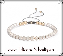 "Ожерелье ""Shamballa jewels""  01054 - 04"