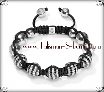 "Браслет ""Shamballa jewels""  01055 - 01"