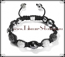 "Браслет ""Shamballa jewels""  01056 - 01"
