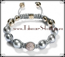 "Браслет ""Shamballa jewels""  01071 - 02"