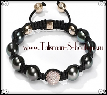 "Браслет ""Shamballa jewels"" 01072 - 02"
