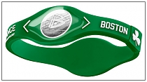 "Браслет ""Power Balance"" NBA Boston Celtics 08069"