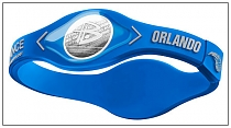 "Браслет ""Power Balance"" NBA Orlando Magic 08065"