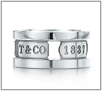 "Кольцо ""Tiffany & Co"" 09061 - 03"